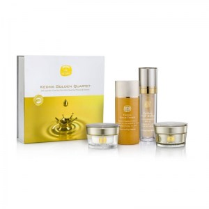 KEDMA-Golden-Quartet-24K-Gold-Skin-Care-Set
